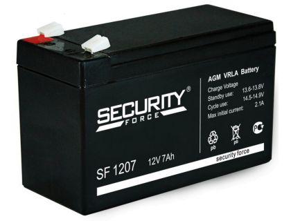Аккумулятор свинцово-кислотный 12V 7A (АКБ 7 а/ч)
